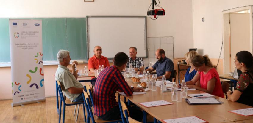 Usvojena metodologija uspostave i rada lokalnog partnerstva za zapošljavanje ZHŽ
