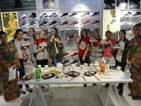 Sport Life je u svojoj BUZZ radnji predstavio novi model Nike patika