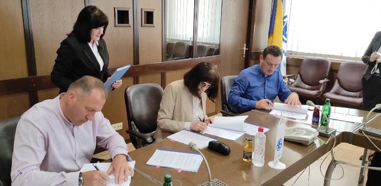 Energoinvest potpisao ugovore sa Sarajevogasom i Visoko Ekoenergija o snabdijevanju gasom
