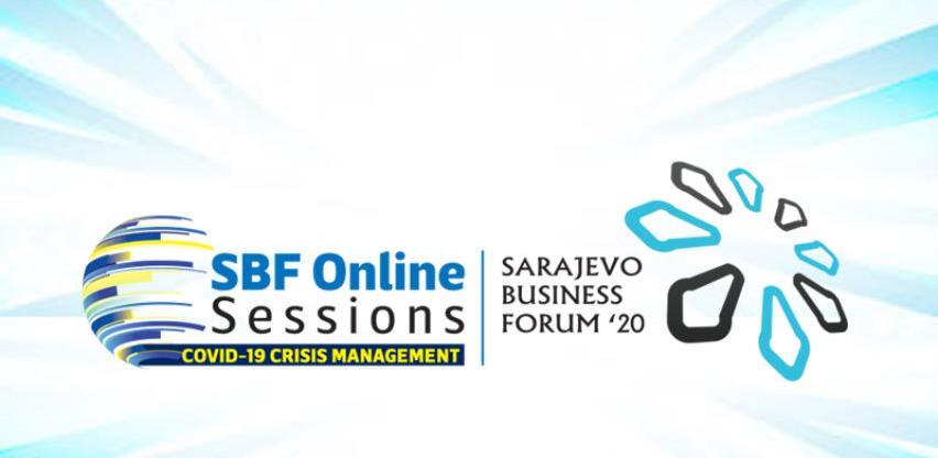 Održana prva Sarajevo Business Forum (SBF) online sesija