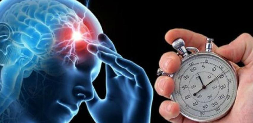 Najvažnije je na vrijeme prepoznati simptome moždanog udara