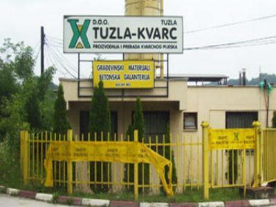 Ohrabrenje za rješavanje problema radnika Tuzla-kvarc-a