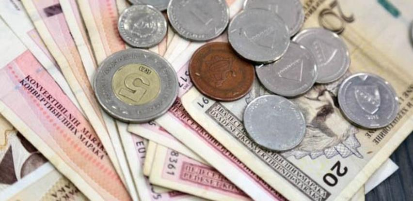 Falsifikatori najviše kopiraju novčanicu od 50 KM i kovanicu od 1 KM