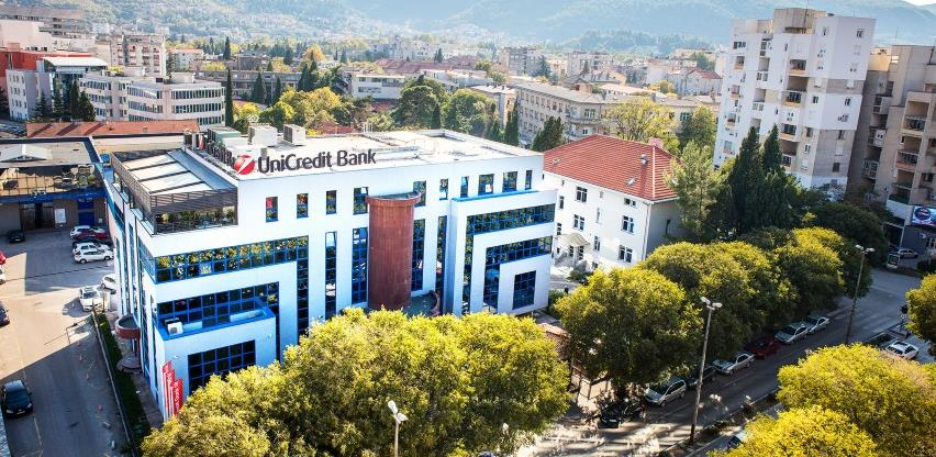 Magazin Global Finance proglasio UniCredit Bank najboljom bankom u BiH