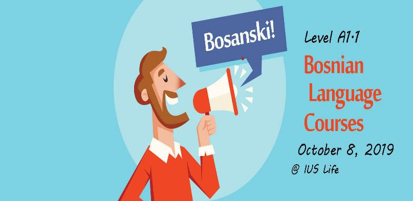 IUS Life: Bosnian language courses