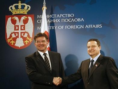 Lajčak: Reforme i europske integracije - jedini put za Srbiju
