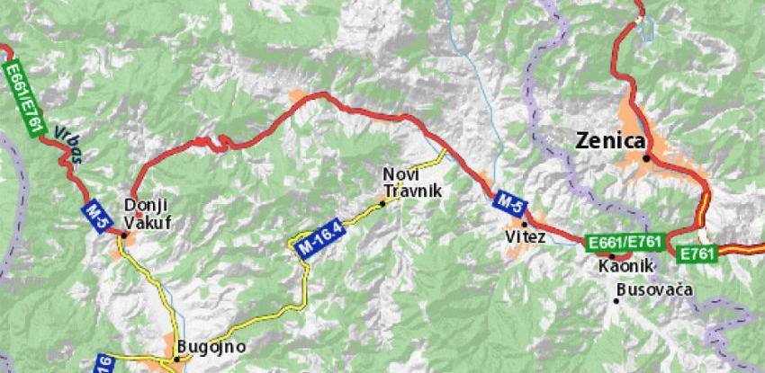Gornji Vakuf i Novi Travnik bit će povezani regionalnim putem