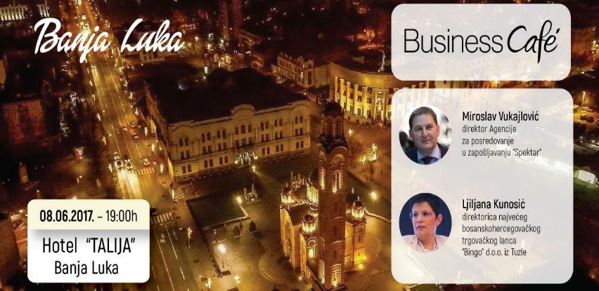 2. Business cafeu Banjaluci: Kako pronaći i zadržati vrhunske zaposlenike