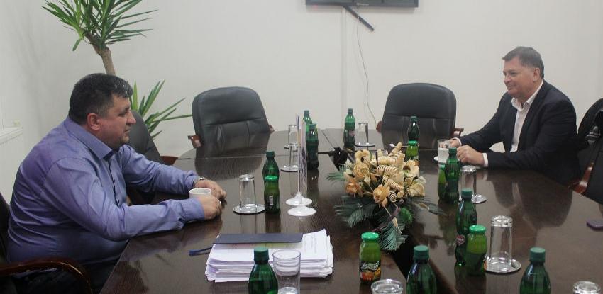 Planovi za nove investicije: Vlasnik kompanije Bingo u posjeti Općini Maglaj