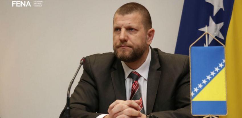 Jusko: Na entitetima je da potroše novac koji je na raspolaganju za Koridor Vc