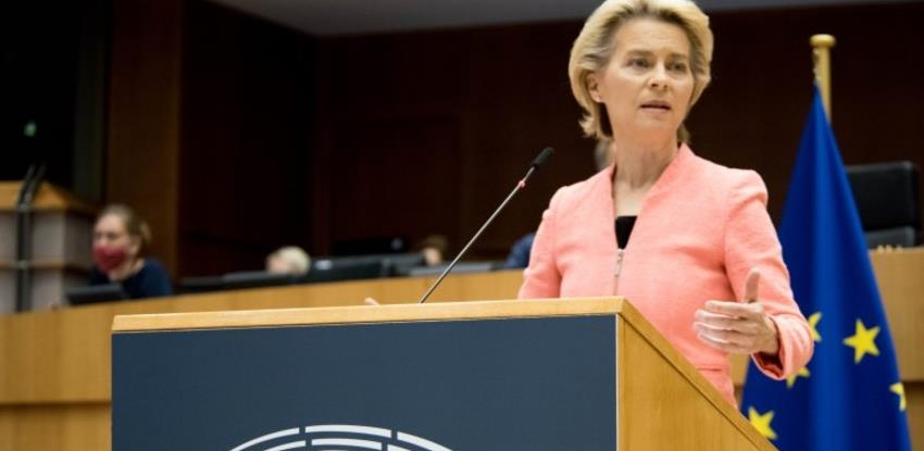Von der Leyen: Kolektivno zatvaranje granica EU nema smisla