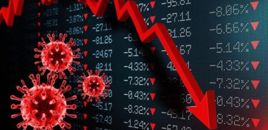 Pad na Wall Streetu, potonule dionice banaka