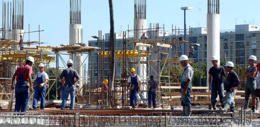 Hodžić: Uprkos nedostatku kadrova, pozitivni trendovi u građevinarstvu