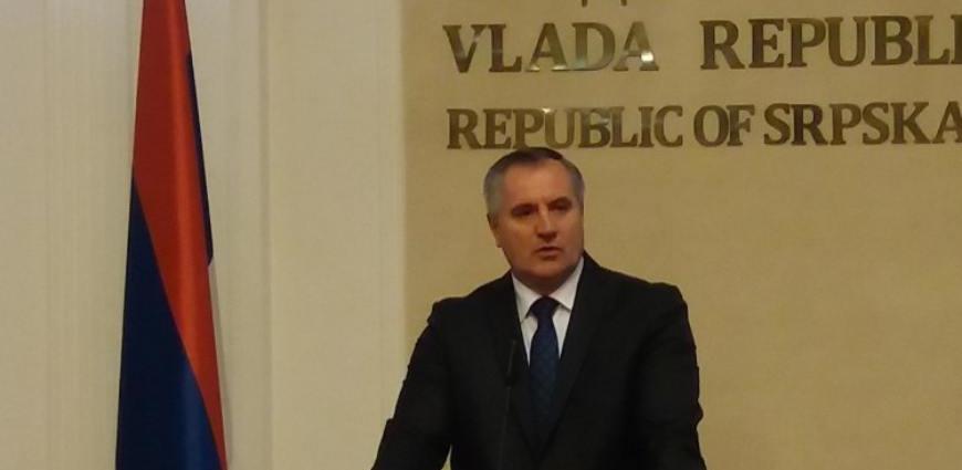 Višković: Za nabavku medicinske i zaštitne opreme 24 miliona KM