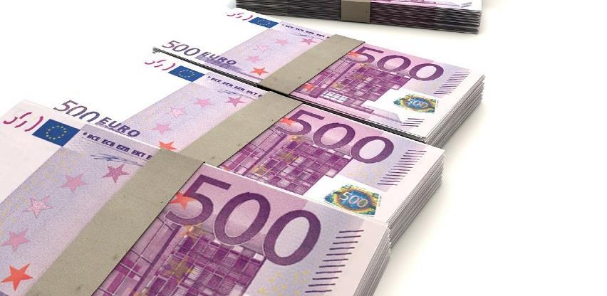 Inflacija u Uniji 2,3 posto, u eurozoni 2,0 posto