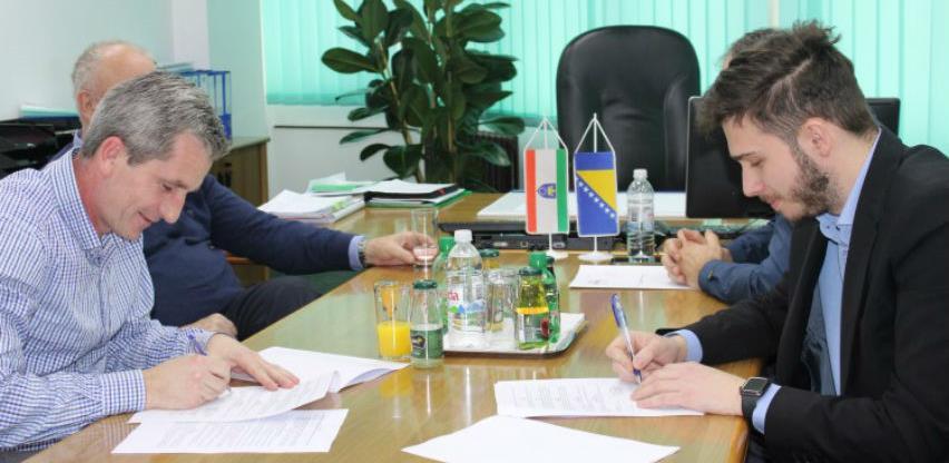 Potpisan ugovor za sanaciju ceste Zenica - Vjetrenice