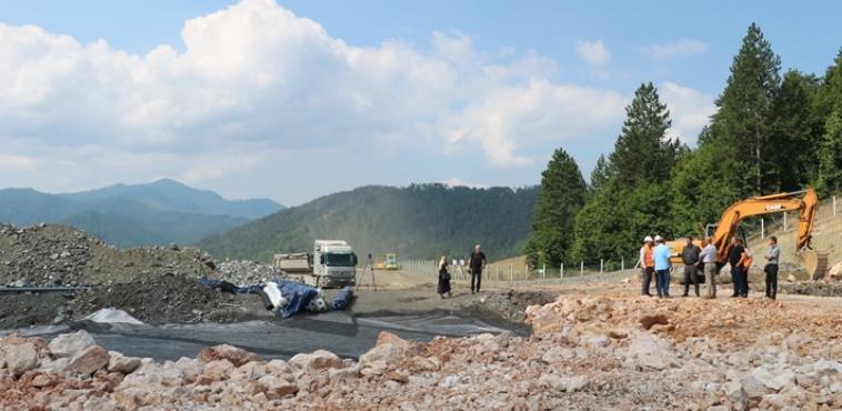 Gradnja sanitarne eko deponije u Živinicama: Stvoreno 400.000 KM nepredviđenih troškova