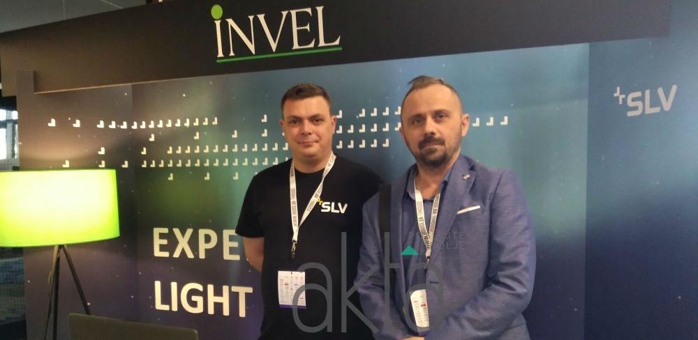 Invel donosi moderne rasvjetne trendove na tržište BiH