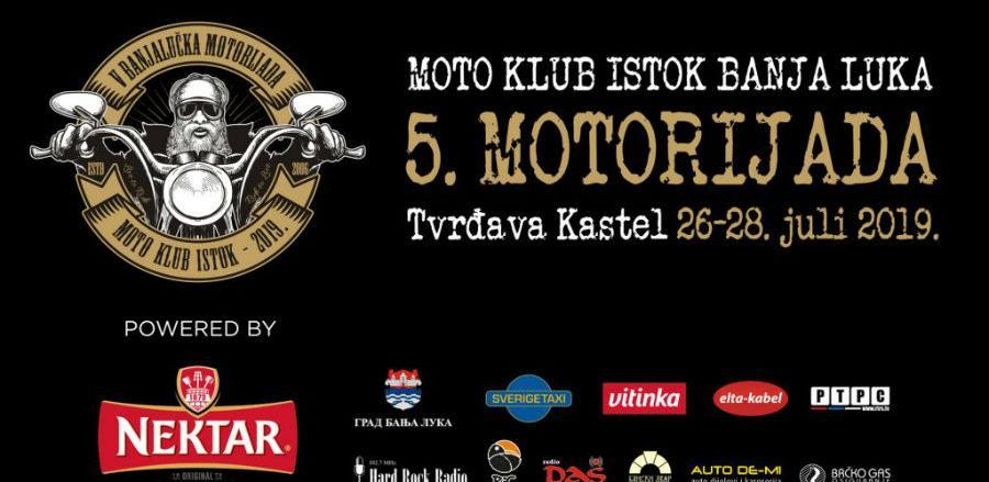 Za vikend: Peti moto susreti u gradu na Vrbasu