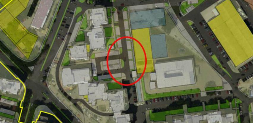 Traži se izvođač: Mostarsko naselje Centar 2 dobija javnu podzemnu garažu