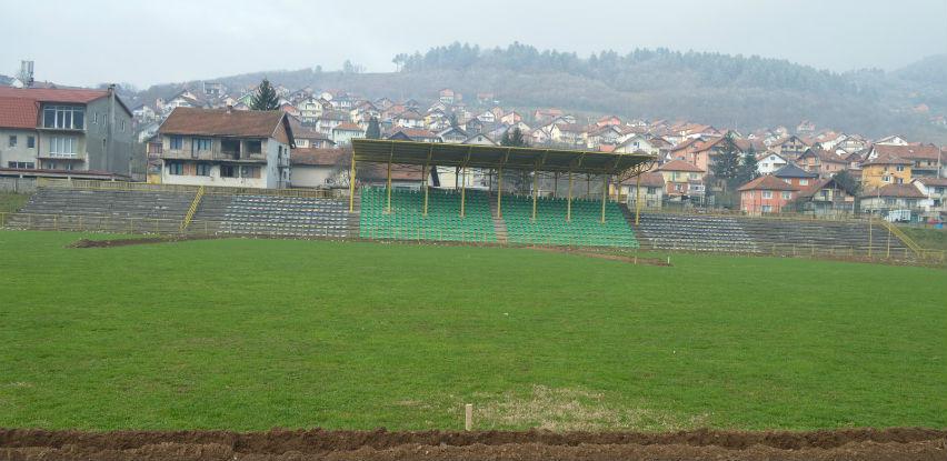 Projekt rekonstrukcije pomoćnog stadiona u Goraždu iduće godine