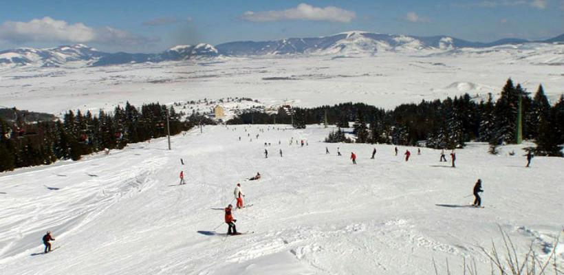 Dobri uvjeti za skijanje na Čajuši