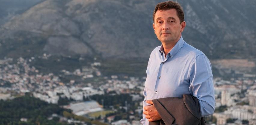 Doktor Mario Kordić novi gradonačelnik Mostara