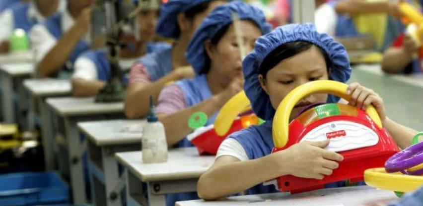 Zabranjen uvoz 1.200 igračaka iz Kine zbog zdravstvenog rizika