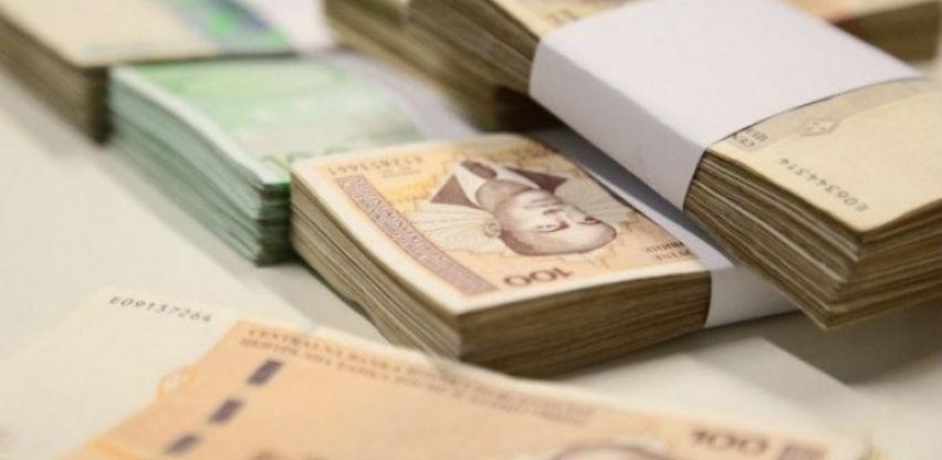 Banke u FBiH ostvarile neto dobit od 174,8 milijuna KM