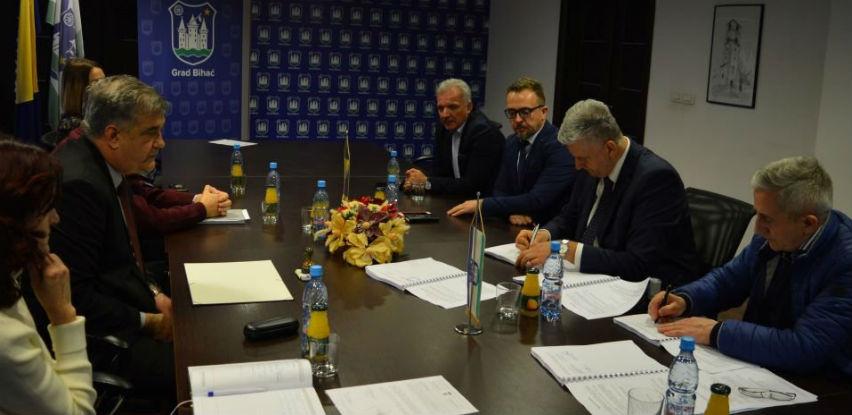 Uskoro realizacija Projekata navodnjavanja u Bihaću vrijednog 2 miliona KM
