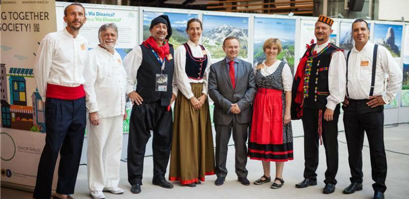 Planinarski put Via Dinarica predstavljen u Europskom parlamentu