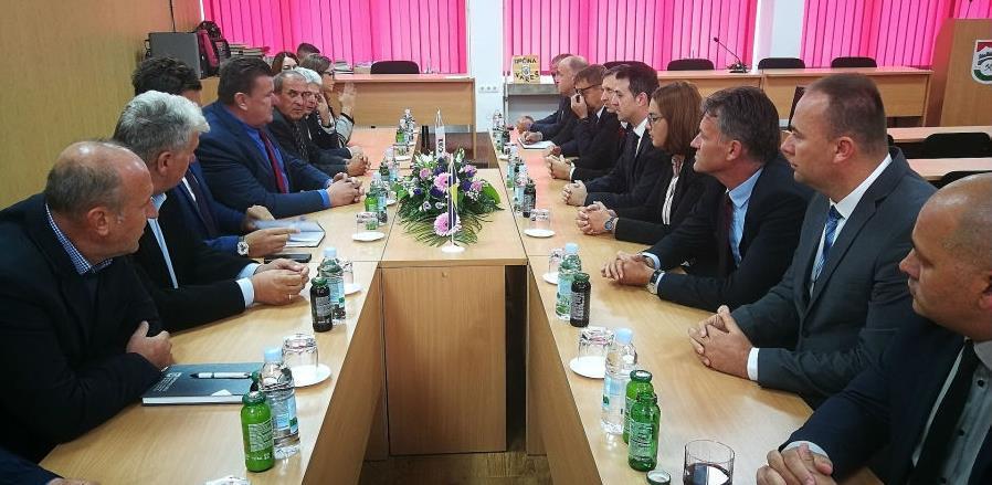 Delegacija ZDK u posjeti rudnim nalazištima: Uskoro eksploatacija u Varešu
