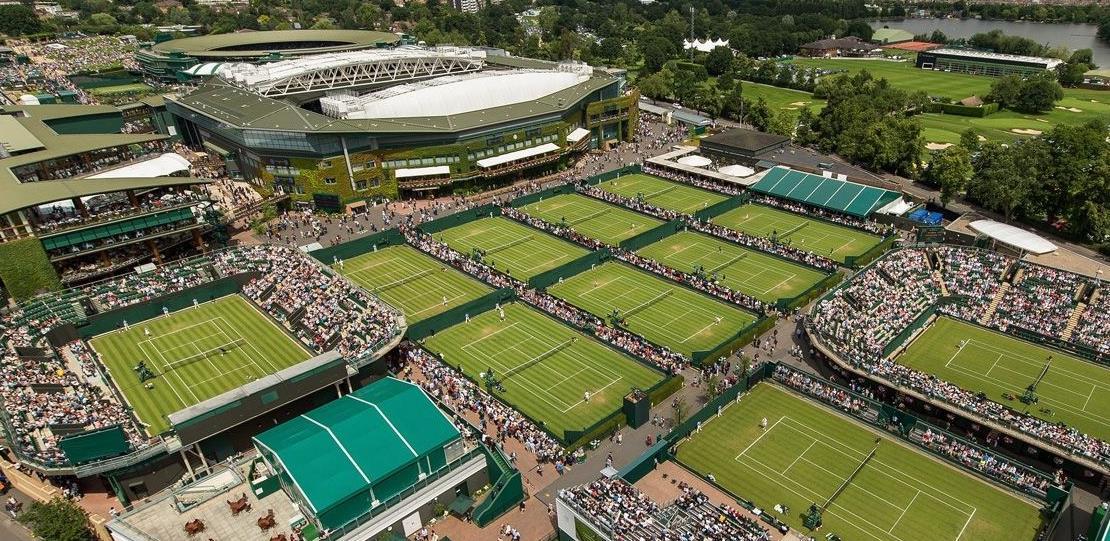 Wimbledon 2021. spreman i za natjecanje bez gledatelja