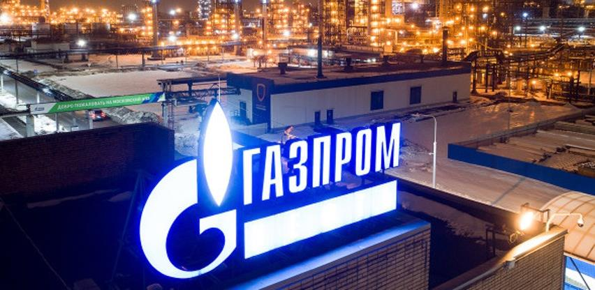 "Dionica ""Gazproma"" dostigla rekordnu vrijednost"