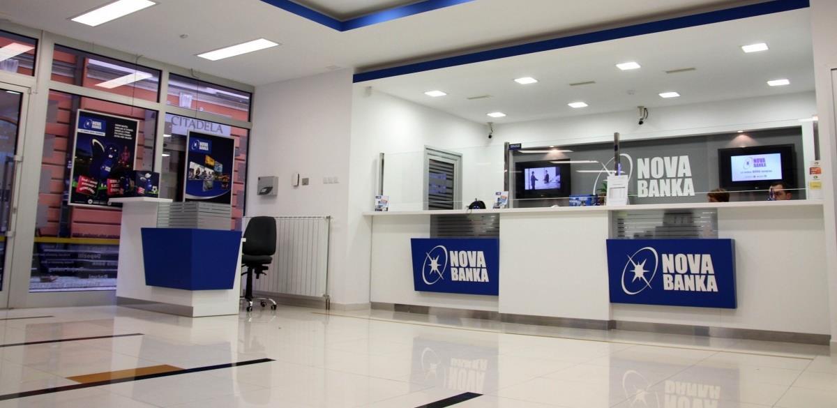 Nova banka dokapitalizirana sa 30 miliona KM