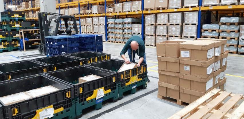cargo-partner osigurava sveobuhvatnu logistiku za Minth
