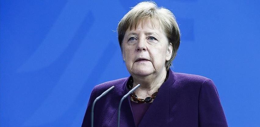 Merkel: Svladavanje posljedica krize prioritet njemačkog predsjedanja EU-om