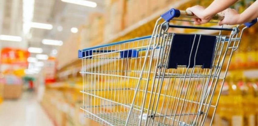 Smanjena prekogranična kupovina u Bosni i Hercegovini