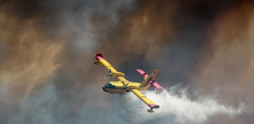 BiH nema specijalizirane letjelice za gašenje požara