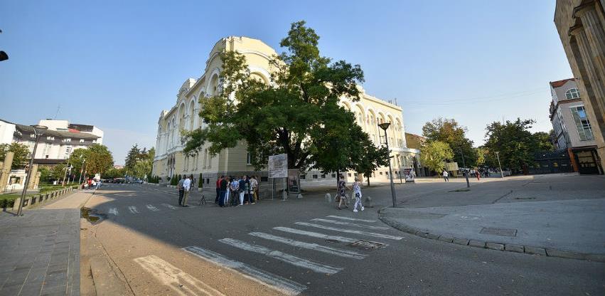 Počela obnova pješačke zone kod Palate predsjednika