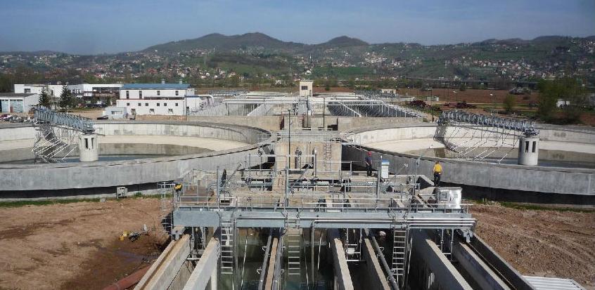 Muzur upozorila na problem rada Postrojenja prečišćavanja otpadnih voda Butile