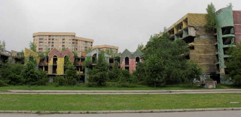 Zavodu PIO odobrena kupovina devastiranog objekta Doma penzionera Nedžarići