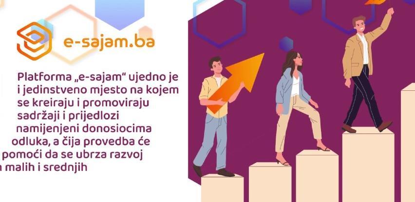 """Online platforma """"e-sajam.ba"""" puštena u rad"""