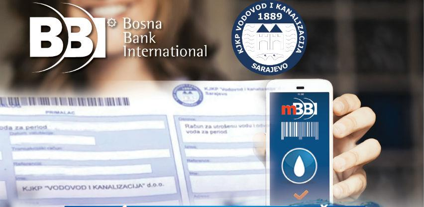 Plaćanje računa KJKP VIK putem eRežija BBI banke bez naknade