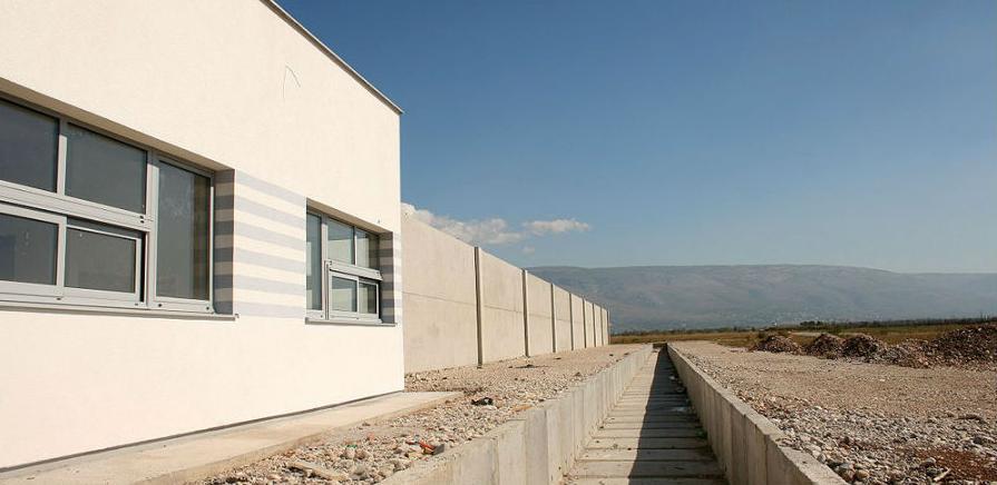 Posao vrijedan skoro tri miliona KM: Nastavlja se izgradnja zatvora u Mostaru