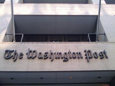 Washington Post prodaje svoje legendarno sjedište