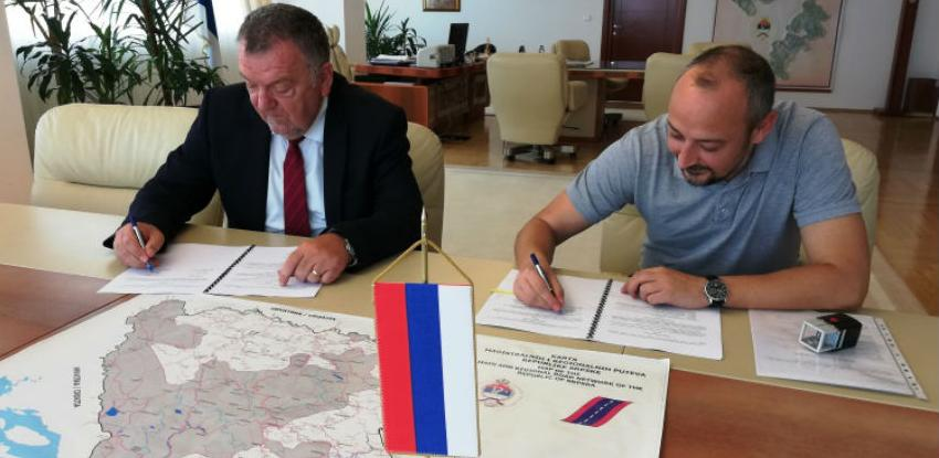 Gradi se odmorište Brkića voda na autoputu Banja Luka – Doboj