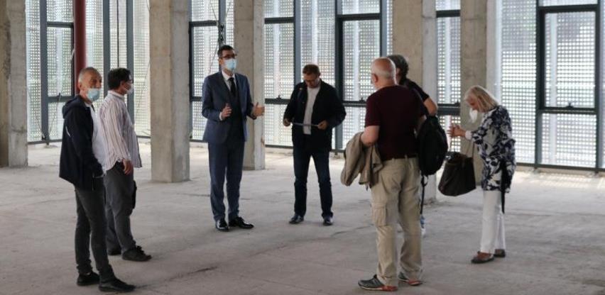 Izgradnja zgrade Akademije scenskih umjetnosti važan projekt za Kanton Sarajevo