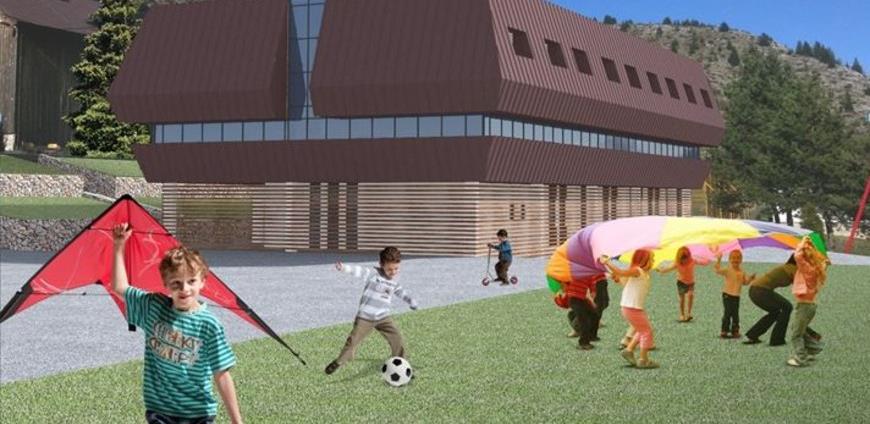 Počinje opremanje namještajem škole u prirodi u Šabićima