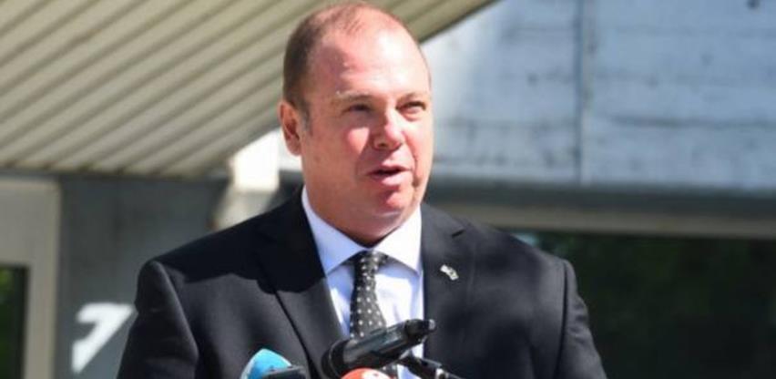 Eric Larson preuzeo dužnost savjetnika za borbu protiv korupcije